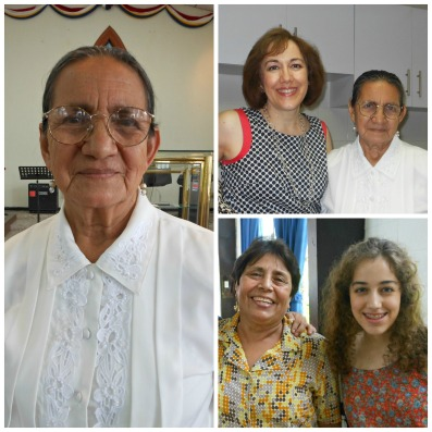 Salvadoran Mother Collage
