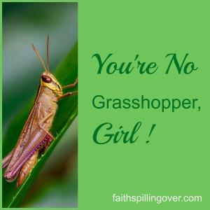 grasshopper girl