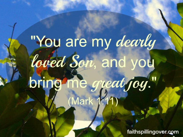 dearly loved son
