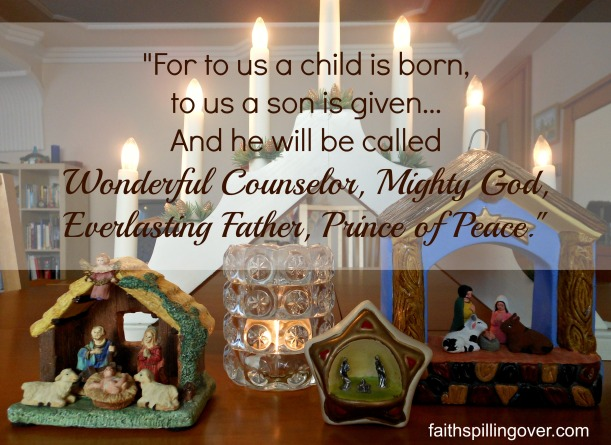 To Us a Child is Born