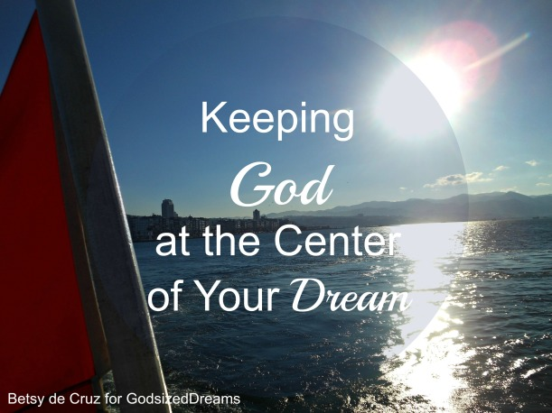 Keeping God at the Center