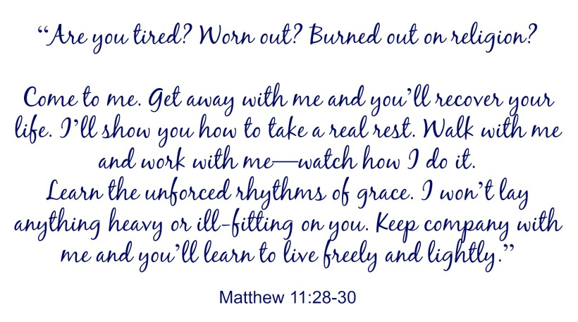 real rest matt 11 28