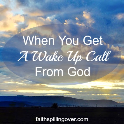 When a simple headache suddenly became life-threatening, God gave me a wake-up call. Here are four ways to make the most of each day.