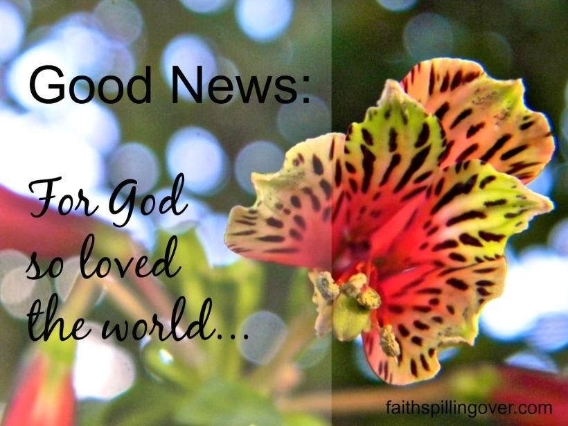 FMF Good News