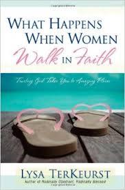 women walk in faith