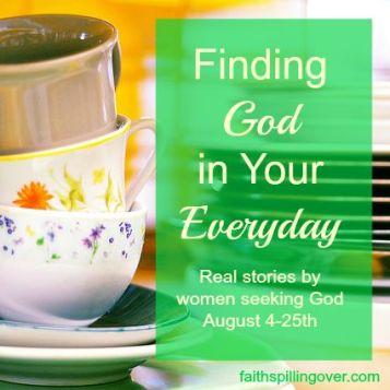 publicity finding god