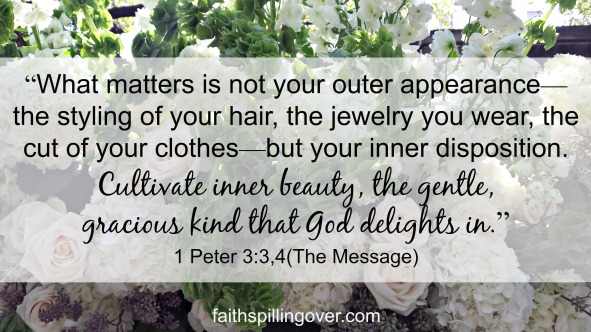 Inner Beauty Scripture