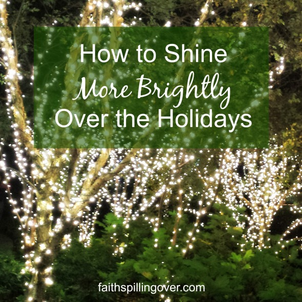How to Shine More Brightly