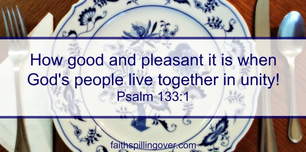 Most Important Family Togetherness Scripture
