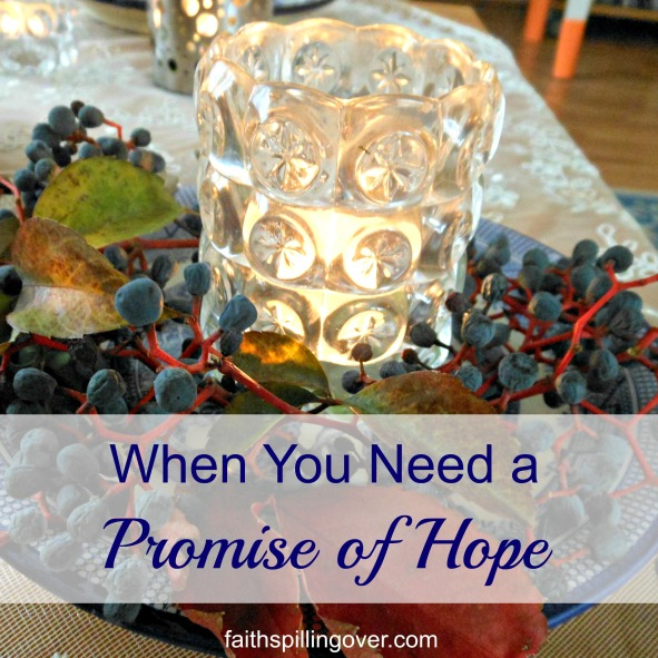 Jesus gives us a promise of hope for dark days, so let's stay close to the Light with these simple steps.
