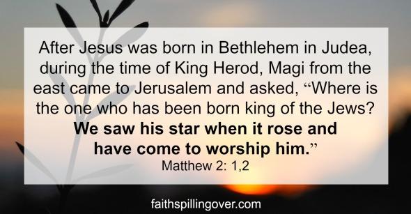 Rather than settling scripture 1